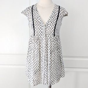 Anthropologie Vanessa Virginia Tunic Dress XS